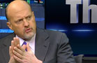 Jim Cramer's 6 Stocks in 60 Seconds: CVX SNN NSC RDS.A P AOL (Update 1)