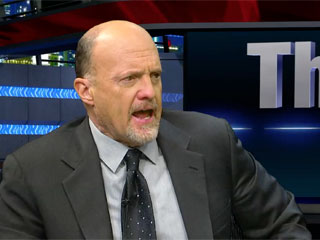 Jim Cramer's 'Mad Money' Recap: Leaving Comfort for the Cloud
