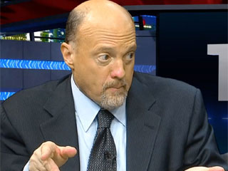 Cramer's 6 Stocks in 60 Seconds: KT GLW BBRY SODA V CLF (Update 1)