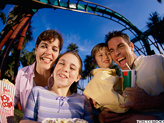 Summer Spending on Family Fun Jumps 59% in 2 Years
