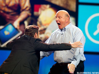 Poll: Who Should Replace Steve Ballmer?