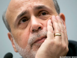 Bad CEO: Let's Fire Bernanke
