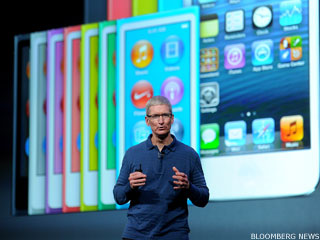 Apple Talks Cash, Share Price, at Investor Meeting