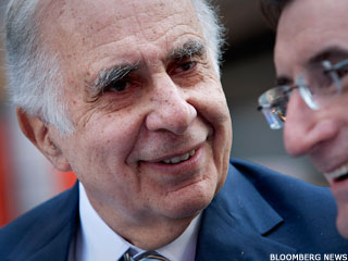 Carl Icahn Shopping for an Army of Retail Investors