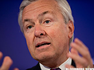 Wells Fargo CEO Optimistic on 2014