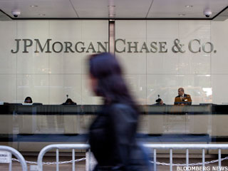 JPMorgan Chase: Financial Winner (Update 1)