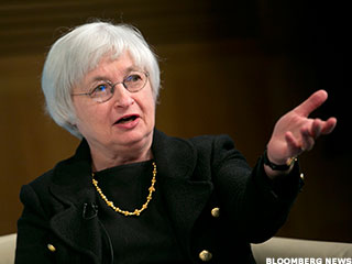 Janet Yellen Speaks and Up Goes the S&P 500: Mission Accomplished