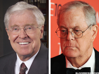 AFL-CIO, Wary of Koch Money, Presses Tribune to Shelve Newspaper Sale