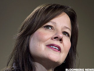 Advice for GM's CEO Mary Barra