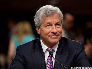 JPMorgan Chase: Dimon Winner