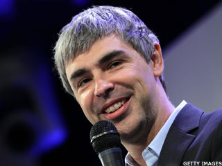Blankenhorn: Has Google's Larry Page Lost the Plot?
