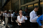 US Jobless Claims Rise by 4,000 to 317,000