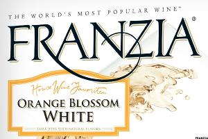 7 cheap wines to help you forget about valentine s day thestreet rh thestreet com franzia wine logo
