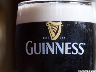 Why the Official Beer Of Saint Patrick's Day Isn't What You Think