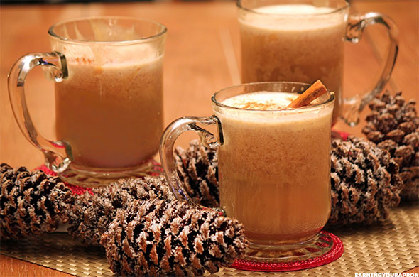 Hot Buttered Rum Rum Drink