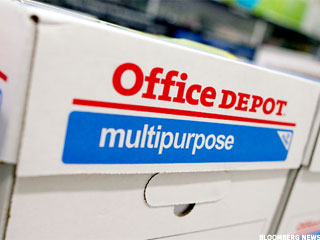 Jim Cramer Says Office Depot, Staples Merger Would Make Sense