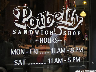 Potbelly Sinks as Report Says Stock 'Grossly Overvalued'