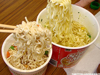 Ramen Noodles May Lead to Chronic Illness