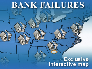 New Bank Failures: Week of July 20