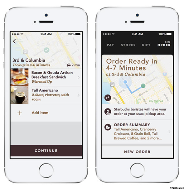 How Starbucks Plans to Jumpstart Sales With a New Mobile