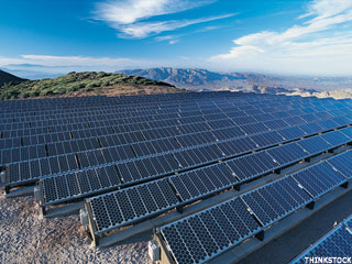 Apple Plants Its Second Solar Farm, in Nevada
