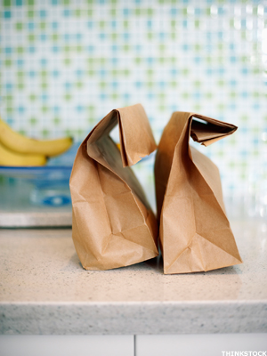 Opt for Brown Bag Lunches