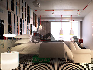 Hotelier aims for future in u s hipster paradises and for Small luxury hotels of the world group