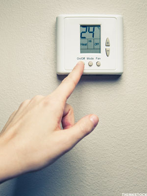 Rethink Your Thermostat Setting