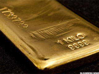 Why Gold Isn't Going Up