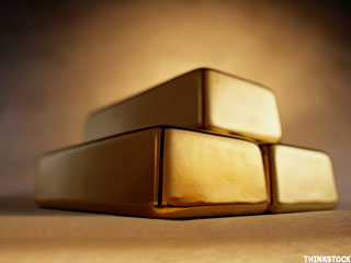 Gold Prices Rise Amid Tight Trading Ranges (Update 1)