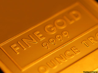 Gold Prices Fall on Europe's Inaction (Update 1)