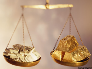 Gold Prices Plummet as Fund Managers Duck Out
