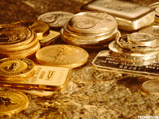 Gold Prices Jump on 'Fiscal Cliff' Deal (Update 1)
