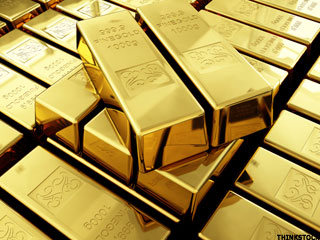 Gold Prices Rise After Solid Economic Reports