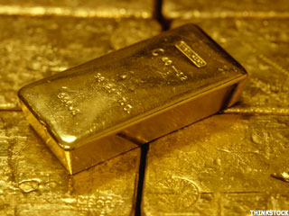 Gold Prices Surge on Obama's Fiscal Cliff Optimism (Update 1)