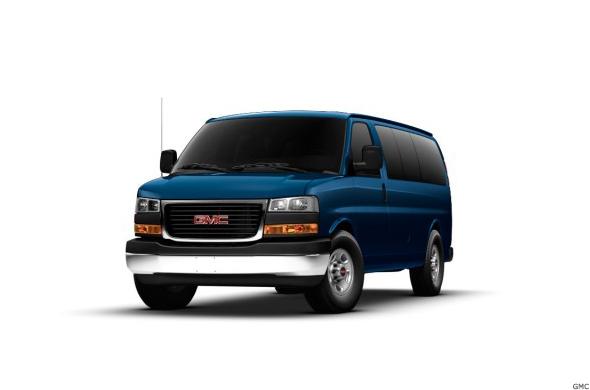 2015 Chevrolet Express 2500 2WD Conversion Cargo