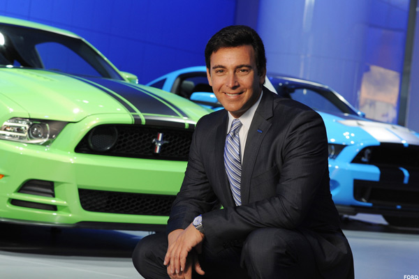 Alan Mulally Will Hand Over Reins at Ford to Mark Fields on July 1