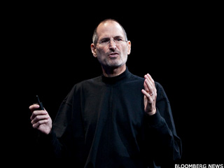 Apple CEO Cook Pays Tribute to Steve Jobs