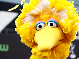Election Pivots From Wall Street to ... Sesame Street?