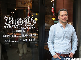 My Wonder Years at the Original Potbelly