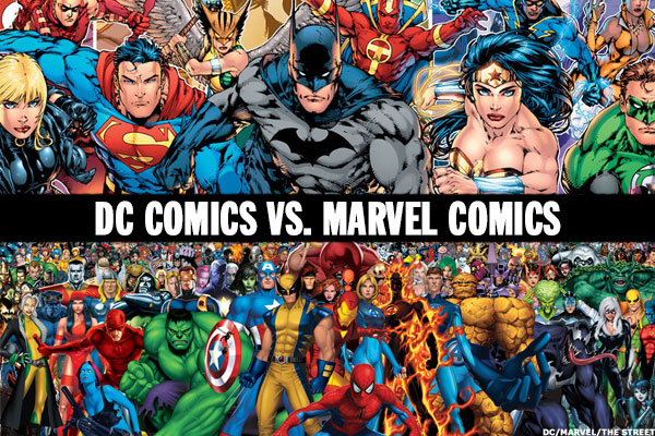 Biff Pow Marvel And Dc Comics Battle For 2016 Thestreet
