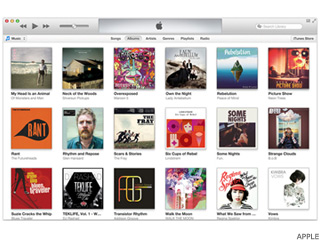 Apple Releases iTunes 11, Adding More Integration