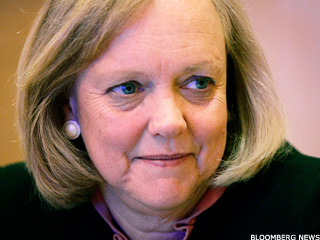 Give Us One Good Reason Why HP Shouldn't Fire Meg Whitman
