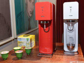 Will SodaStream Stock Continue to Lose Its Sizzle?