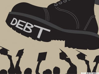 Student Trap: So Much Loan Debt Companies Won't Hire You