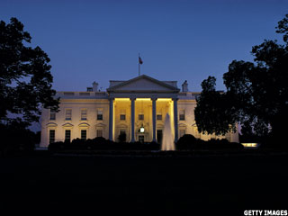 Someone Shot the White House