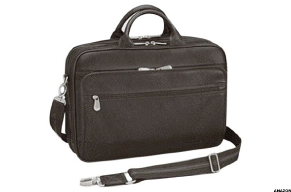 Gtm Men S Gun Tote N Mamas Concealed Carry Leather Briefcase