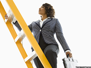 4 myths getting in your way on the corporate ladder