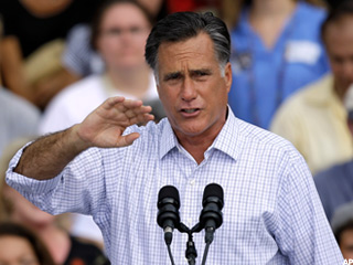 Mitt Romney Rejoins the Board of Marriott