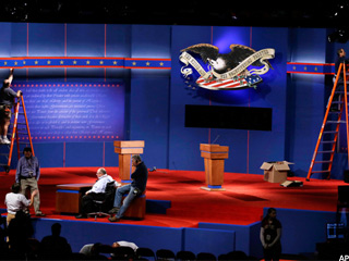 Candidates Deliver Wonky 2012 Presidential Debate - Oct. 3